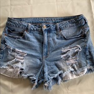 AMERICAN EAGLE WOMAN  JEANS SHORT